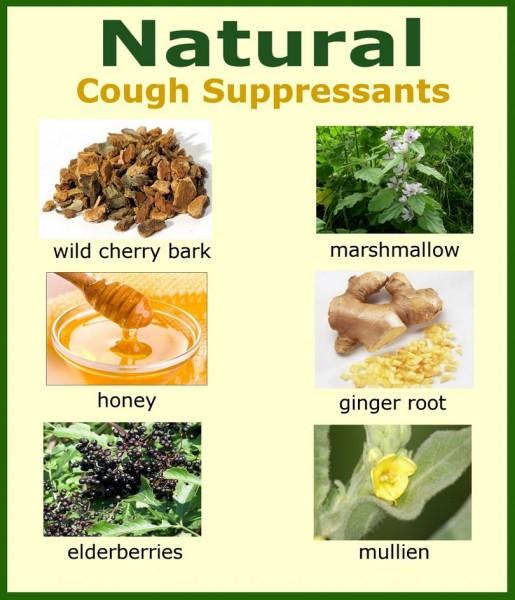 Natural-cough-suppressant
