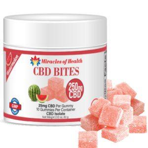 Watermelon CBD Edibles