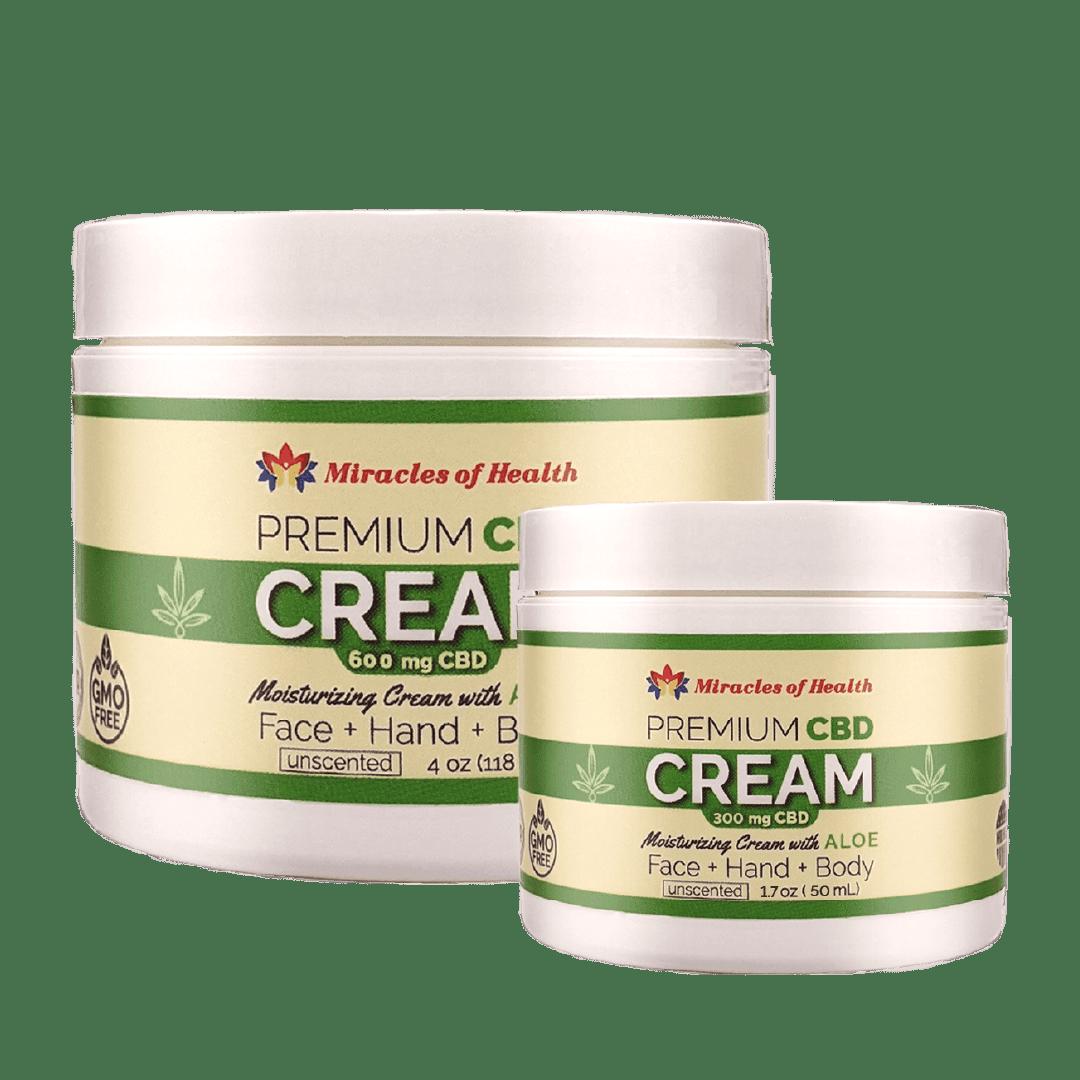 CBD Moisturizing Cream